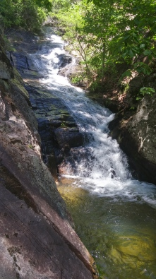 Waterfall at South Mountain